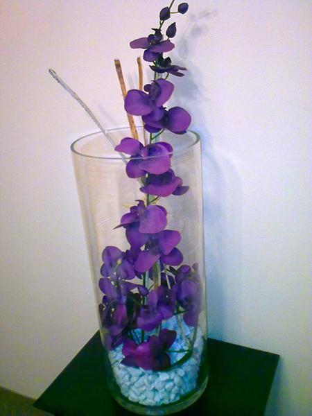 Biodekoracija enterijera, Cvetni aranžmani, Dekorativne saksije, Saksijske bi...